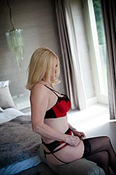 Molly @ Judy's Mature Escorts
