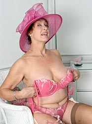 Scarlet @ Judy's Mature Escorts